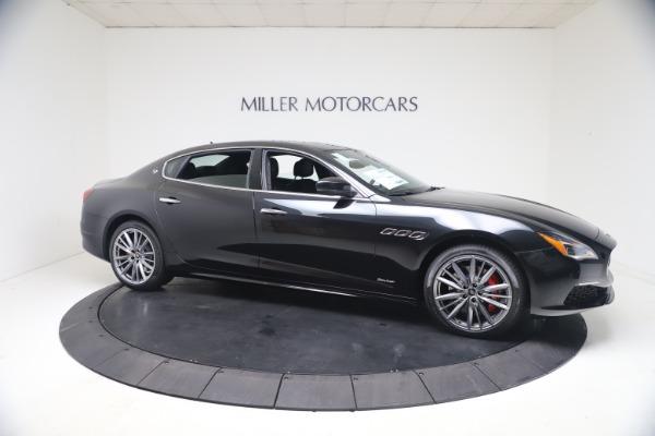 New 2021 Maserati Quattroporte S Q4 GranLusso for sale $129,135 at Alfa Romeo of Greenwich in Greenwich CT 06830 9