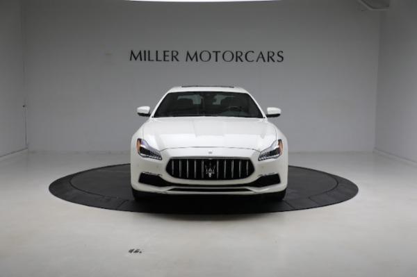 New 2021 Maserati Quattroporte S Q4 GranLusso for sale $120,599 at Alfa Romeo of Greenwich in Greenwich CT 06830 12