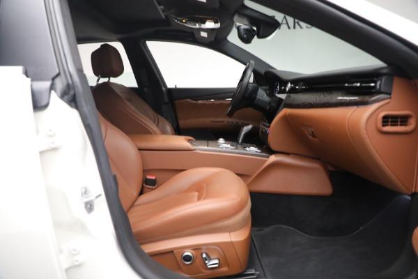 New 2021 Maserati Quattroporte S Q4 GranLusso for sale $120,599 at Alfa Romeo of Greenwich in Greenwich CT 06830 14