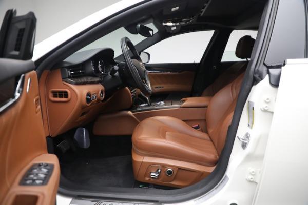 New 2021 Maserati Quattroporte S Q4 GranLusso for sale $120,599 at Alfa Romeo of Greenwich in Greenwich CT 06830 15