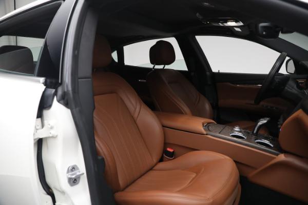 New 2021 Maserati Quattroporte S Q4 GranLusso for sale $120,599 at Alfa Romeo of Greenwich in Greenwich CT 06830 16