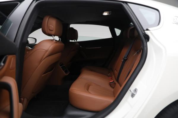 New 2021 Maserati Quattroporte S Q4 GranLusso for sale $120,599 at Alfa Romeo of Greenwich in Greenwich CT 06830 18
