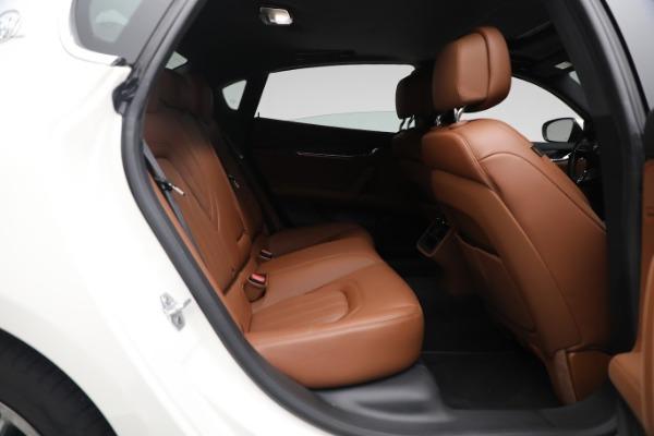 New 2021 Maserati Quattroporte S Q4 GranLusso for sale $120,599 at Alfa Romeo of Greenwich in Greenwich CT 06830 19