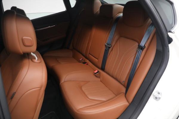 New 2021 Maserati Quattroporte S Q4 GranLusso for sale $120,599 at Alfa Romeo of Greenwich in Greenwich CT 06830 20