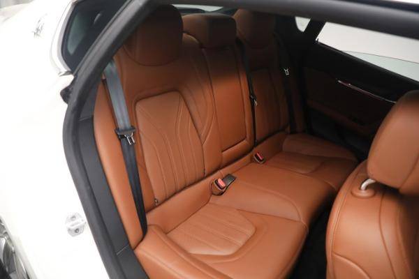 New 2021 Maserati Quattroporte S Q4 GranLusso for sale $120,599 at Alfa Romeo of Greenwich in Greenwich CT 06830 21