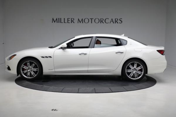 New 2021 Maserati Quattroporte S Q4 GranLusso for sale $120,599 at Alfa Romeo of Greenwich in Greenwich CT 06830 3