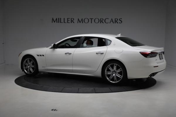 New 2021 Maserati Quattroporte S Q4 GranLusso for sale $120,599 at Alfa Romeo of Greenwich in Greenwich CT 06830 4