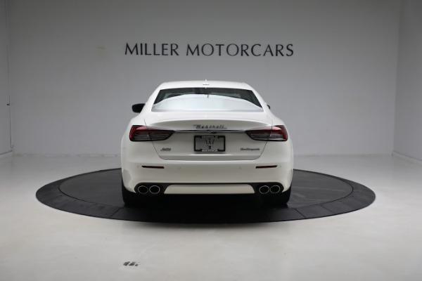 New 2021 Maserati Quattroporte S Q4 GranLusso for sale $120,599 at Alfa Romeo of Greenwich in Greenwich CT 06830 6