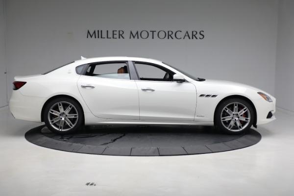 New 2021 Maserati Quattroporte S Q4 GranLusso for sale $120,599 at Alfa Romeo of Greenwich in Greenwich CT 06830 9