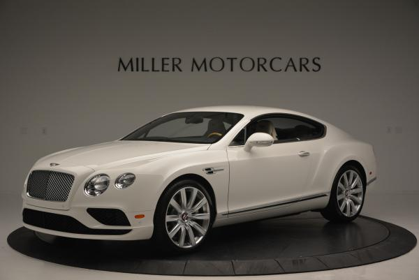 New 2016 Bentley Continental GT V8 for sale Sold at Alfa Romeo of Greenwich in Greenwich CT 06830 2