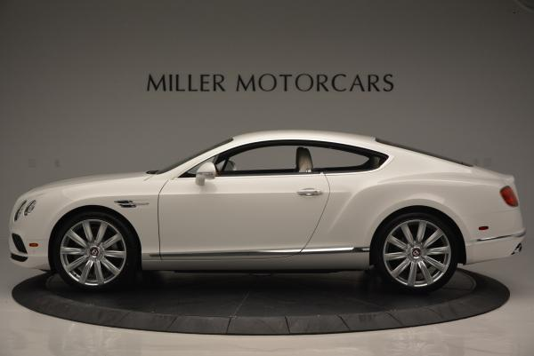 New 2016 Bentley Continental GT V8 for sale Sold at Alfa Romeo of Greenwich in Greenwich CT 06830 3