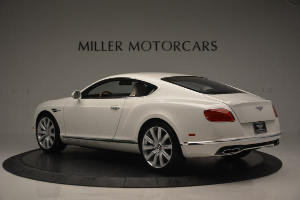 New 2016 Bentley Continental GT V8 for sale Sold at Alfa Romeo of Greenwich in Greenwich CT 06830 4
