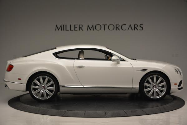 New 2016 Bentley Continental GT V8 for sale Sold at Alfa Romeo of Greenwich in Greenwich CT 06830 9