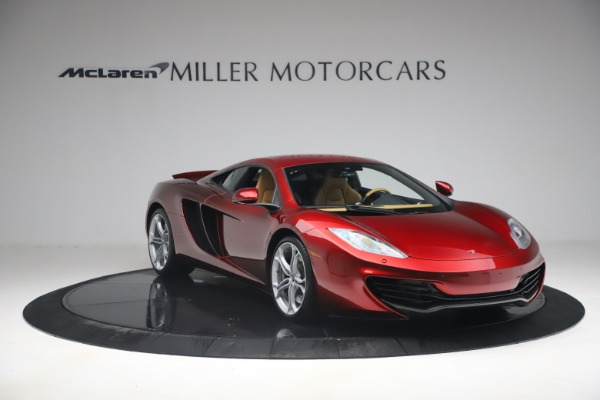 Used 2012 McLaren MP4-12C for sale Call for price at Alfa Romeo of Greenwich in Greenwich CT 06830 10