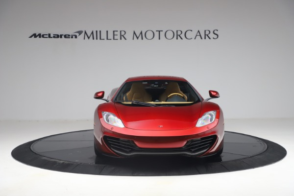 Used 2012 McLaren MP4-12C for sale Call for price at Alfa Romeo of Greenwich in Greenwich CT 06830 11