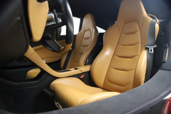 Used 2012 McLaren MP4-12C for sale Call for price at Alfa Romeo of Greenwich in Greenwich CT 06830 17