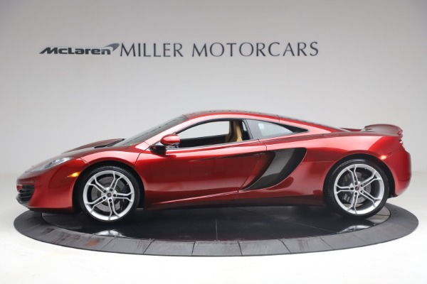 Used 2012 McLaren MP4-12C for sale Call for price at Alfa Romeo of Greenwich in Greenwich CT 06830 2