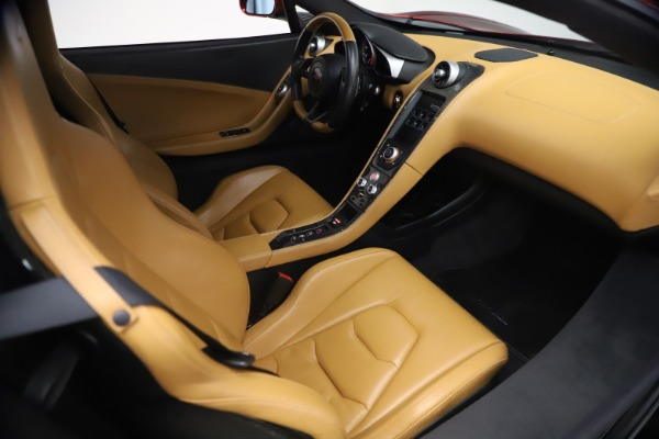 Used 2012 McLaren MP4-12C for sale Call for price at Alfa Romeo of Greenwich in Greenwich CT 06830 20