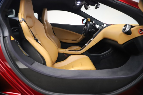 Used 2012 McLaren MP4-12C for sale Call for price at Alfa Romeo of Greenwich in Greenwich CT 06830 21