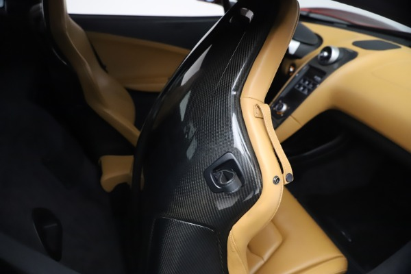 Used 2012 McLaren MP4-12C for sale Call for price at Alfa Romeo of Greenwich in Greenwich CT 06830 23
