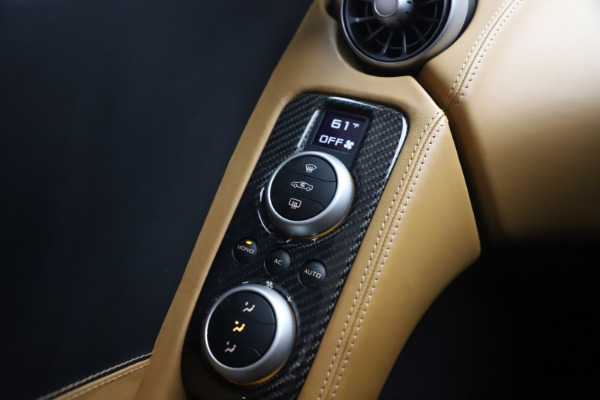 Used 2012 McLaren MP4-12C for sale Call for price at Alfa Romeo of Greenwich in Greenwich CT 06830 27