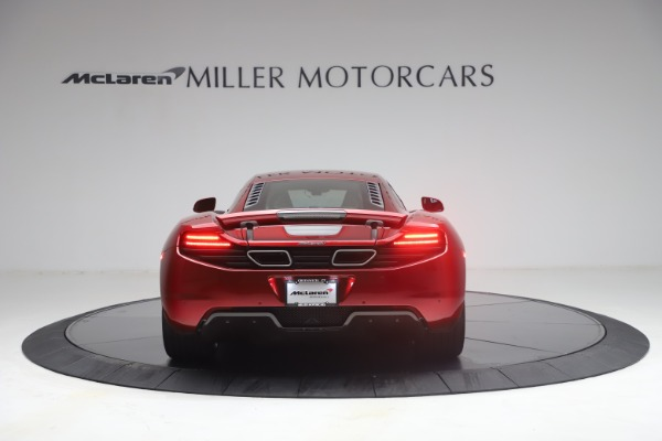 Used 2012 McLaren MP4-12C for sale Call for price at Alfa Romeo of Greenwich in Greenwich CT 06830 5