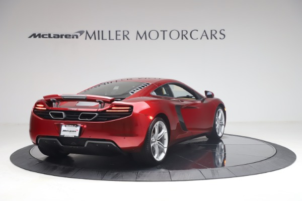 Used 2012 McLaren MP4-12C for sale Call for price at Alfa Romeo of Greenwich in Greenwich CT 06830 6