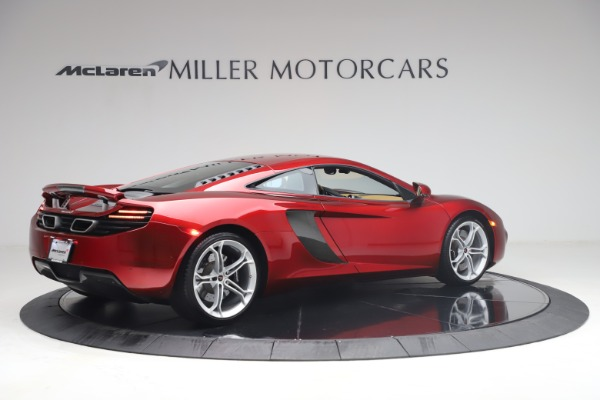 Used 2012 McLaren MP4-12C for sale Call for price at Alfa Romeo of Greenwich in Greenwich CT 06830 7