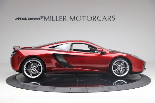 Used 2012 McLaren MP4-12C for sale Call for price at Alfa Romeo of Greenwich in Greenwich CT 06830 8