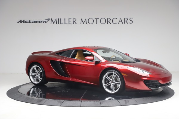 Used 2012 McLaren MP4-12C for sale Call for price at Alfa Romeo of Greenwich in Greenwich CT 06830 9