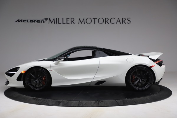 New 2021 McLaren 720S Spider for sale $366,670 at Alfa Romeo of Greenwich in Greenwich CT 06830 14