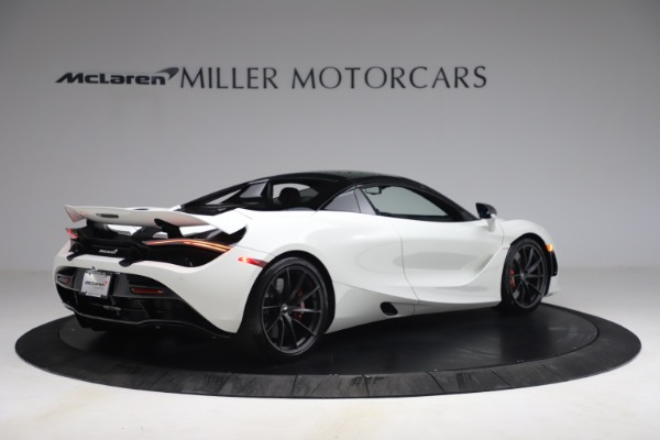 New 2021 McLaren 720S Spider for sale $366,670 at Alfa Romeo of Greenwich in Greenwich CT 06830 17