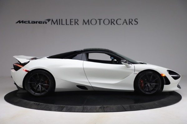 New 2021 McLaren 720S Spider for sale $366,670 at Alfa Romeo of Greenwich in Greenwich CT 06830 18