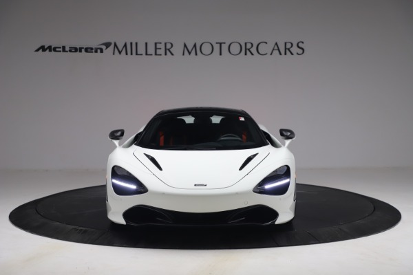 New 2021 McLaren 720S Spider for sale $366,670 at Alfa Romeo of Greenwich in Greenwich CT 06830 20