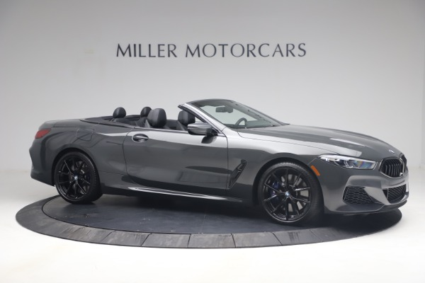 Used 2019 BMW 8 Series M850i xDrive for sale Sold at Alfa Romeo of Greenwich in Greenwich CT 06830 10