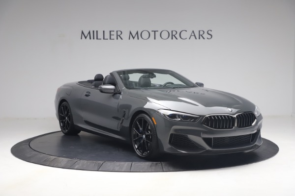 Used 2019 BMW 8 Series M850i xDrive for sale Sold at Alfa Romeo of Greenwich in Greenwich CT 06830 11