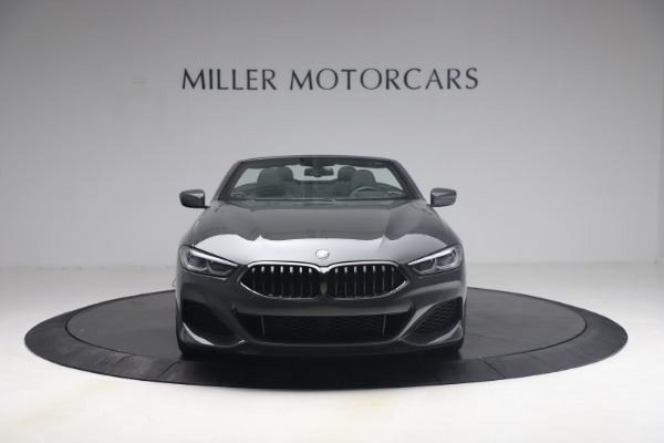 Used 2019 BMW 8 Series M850i xDrive for sale Sold at Alfa Romeo of Greenwich in Greenwich CT 06830 12
