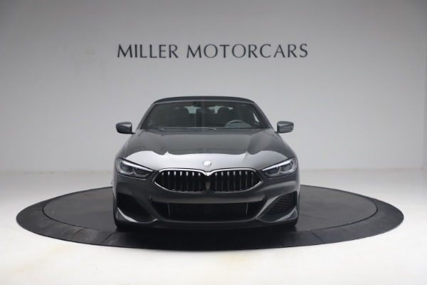 Used 2019 BMW 8 Series M850i xDrive for sale Sold at Alfa Romeo of Greenwich in Greenwich CT 06830 13