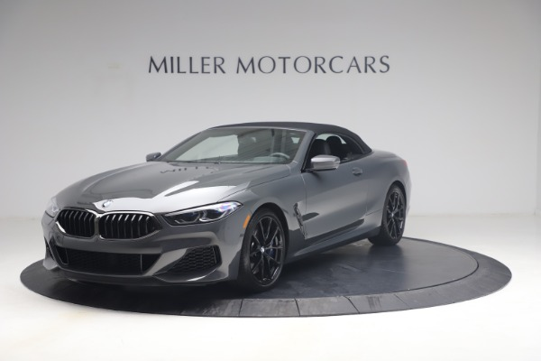 Used 2019 BMW 8 Series M850i xDrive for sale Sold at Alfa Romeo of Greenwich in Greenwich CT 06830 14