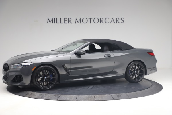 Used 2019 BMW 8 Series M850i xDrive for sale Sold at Alfa Romeo of Greenwich in Greenwich CT 06830 15