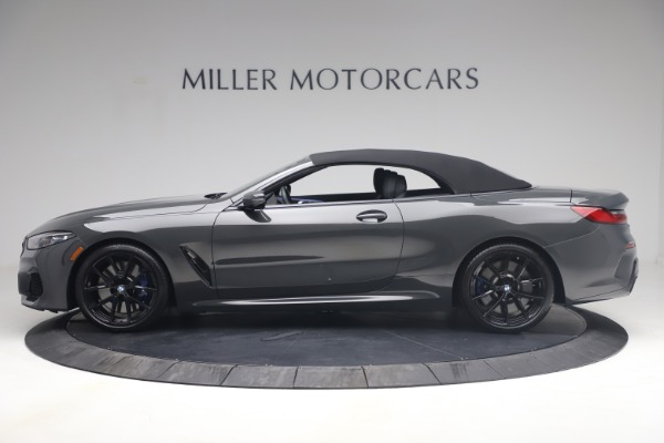 Used 2019 BMW 8 Series M850i xDrive for sale Sold at Alfa Romeo of Greenwich in Greenwich CT 06830 16