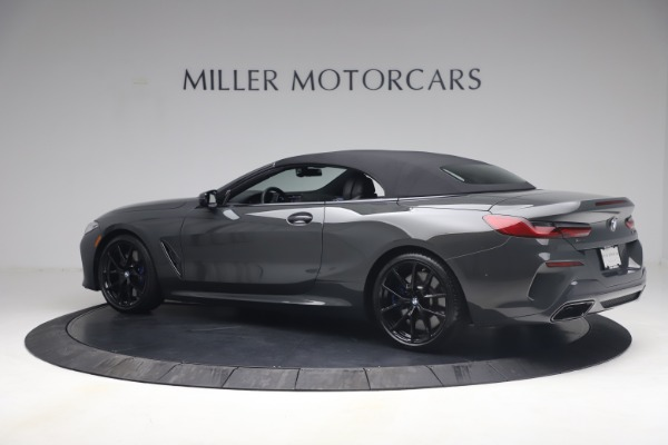 Used 2019 BMW 8 Series M850i xDrive for sale Sold at Alfa Romeo of Greenwich in Greenwich CT 06830 17