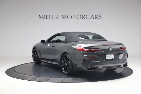 Used 2019 BMW 8 Series M850i xDrive for sale Sold at Alfa Romeo of Greenwich in Greenwich CT 06830 18