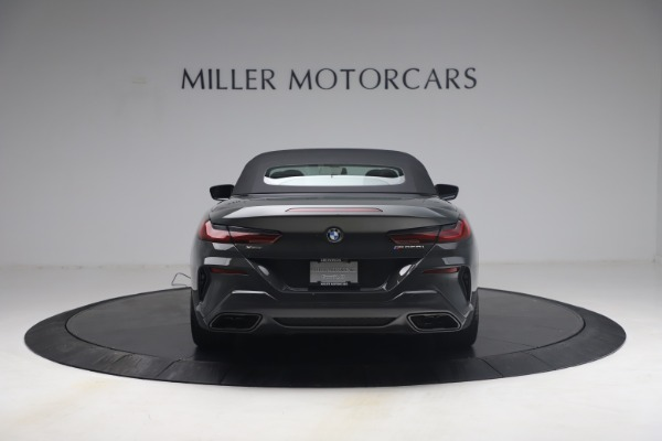 Used 2019 BMW 8 Series M850i xDrive for sale Sold at Alfa Romeo of Greenwich in Greenwich CT 06830 19