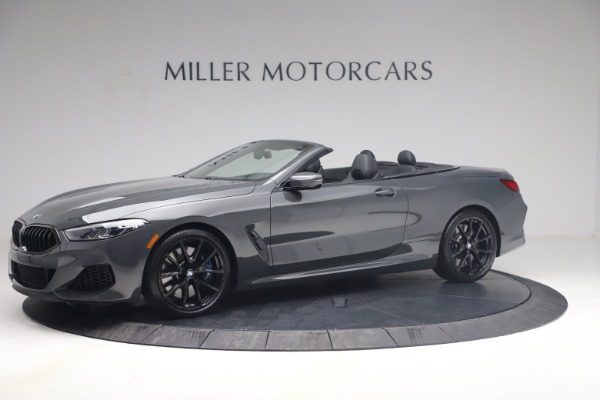 Used 2019 BMW 8 Series M850i xDrive for sale Sold at Alfa Romeo of Greenwich in Greenwich CT 06830 2