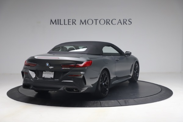 Used 2019 BMW 8 Series M850i xDrive for sale Sold at Alfa Romeo of Greenwich in Greenwich CT 06830 20