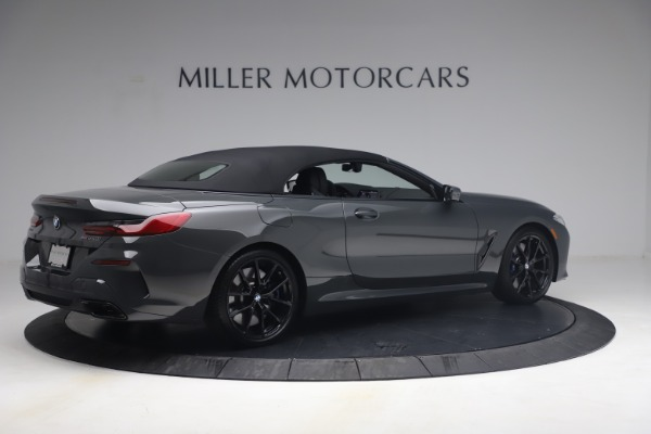 Used 2019 BMW 8 Series M850i xDrive for sale Sold at Alfa Romeo of Greenwich in Greenwich CT 06830 21