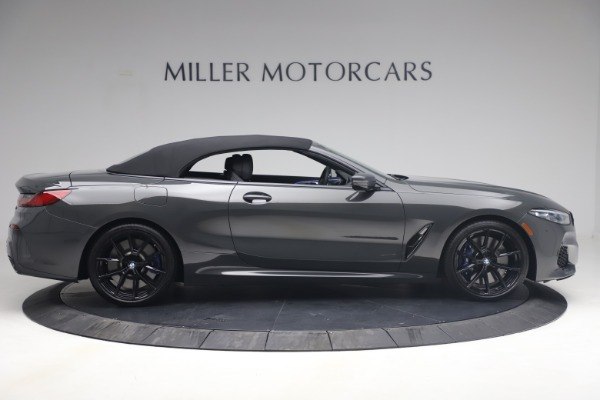 Used 2019 BMW 8 Series M850i xDrive for sale Sold at Alfa Romeo of Greenwich in Greenwich CT 06830 22