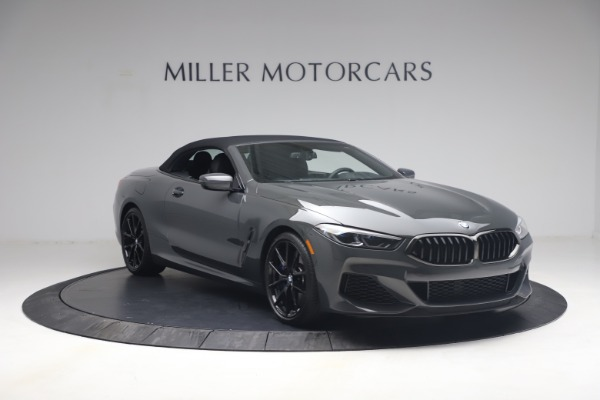 Used 2019 BMW 8 Series M850i xDrive for sale Sold at Alfa Romeo of Greenwich in Greenwich CT 06830 24