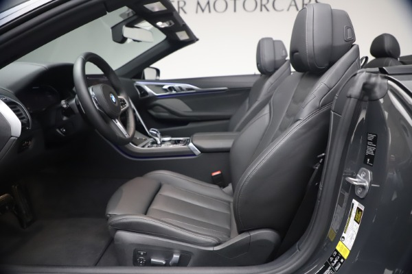Used 2019 BMW 8 Series M850i xDrive for sale Sold at Alfa Romeo of Greenwich in Greenwich CT 06830 26